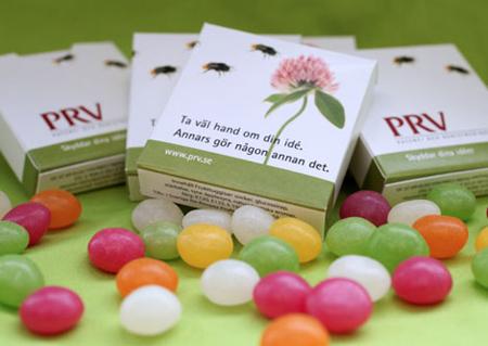 Varumärkesplattform - PRV