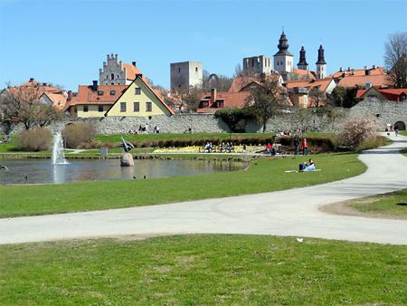Almedalen - Visby
