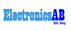 Electronics AB. Fiktivt företag.