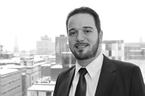 Dimitris Giannoccaro, VD för IAMIP
