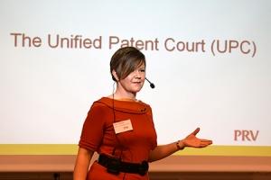 Louise Jonshammar, jurist på PRV