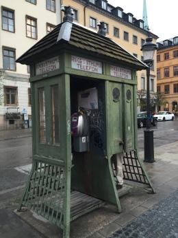 """""""Dubbelpagoden"""" vid Kornhamnstorg. Ännu i funktion i maj 2015!"""