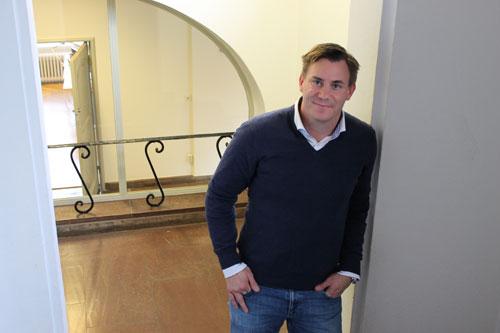 Rådgivaren Tobias Björck