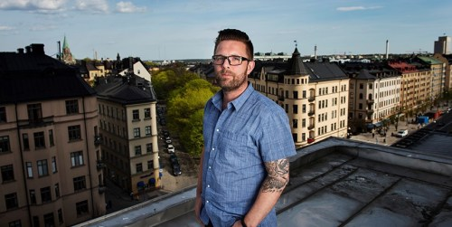 Pim Holfve, VD på Avalance Studios
