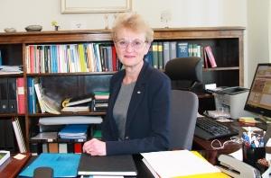 Susanne Ås Sivborg, generaldirektör på PRV