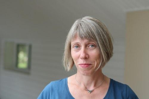 Johanna Hedenberg. Foto: Kristina Hedtjärn
